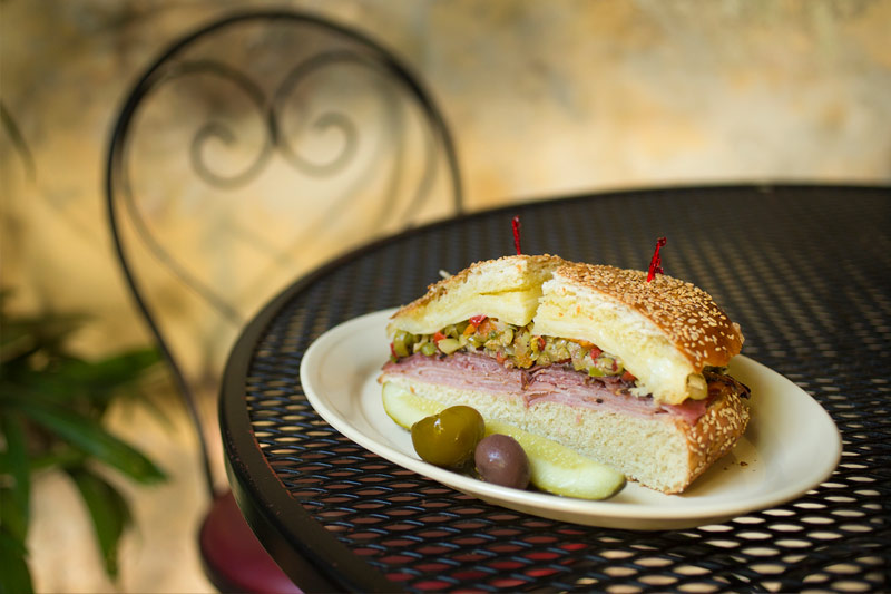 Photo of Muffuletta