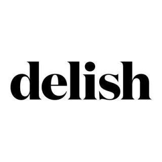 Delish.com Logo