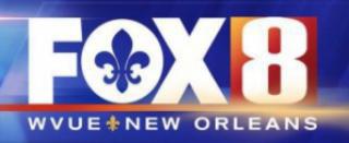 FOX 8 Logo