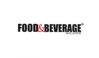 Food and Beverage Magazine Logo